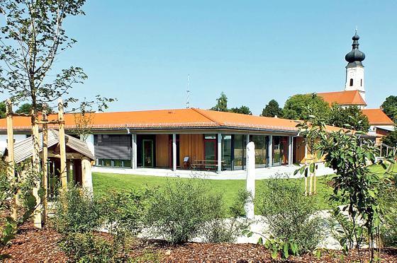 Foto vom Haus der Strolche Berglern