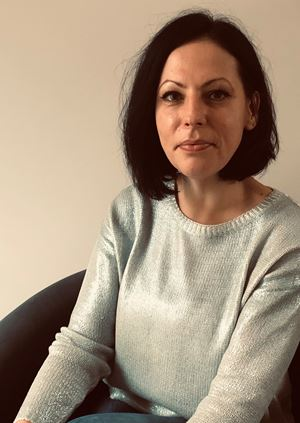 Gordana Cvetkovska, Kinderpflegerin Kiga