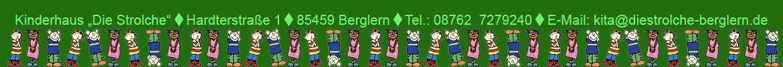 Die Strolche Kinderhaus Berglern