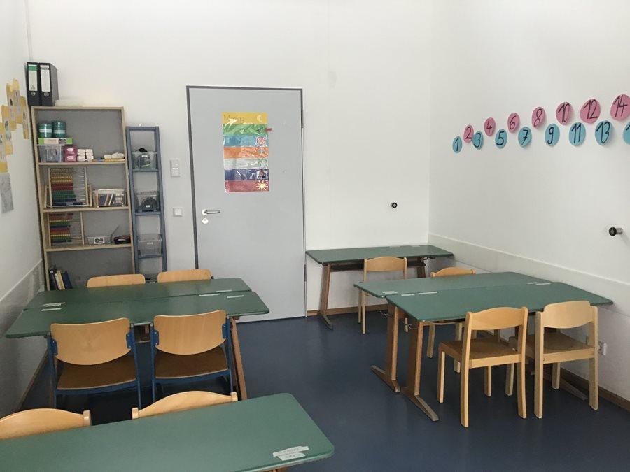 Hort 1 Hausaufgabenzimmer